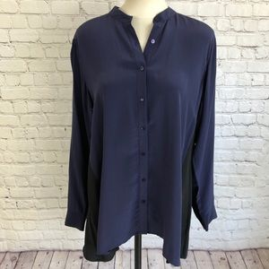 Eileen Fisher Blouse Size XS New